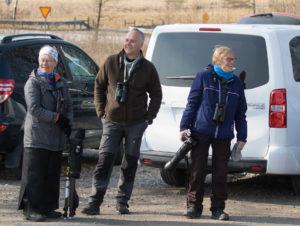 Fotograf: Klas Reimers. Stina Yström, Anders Zetterström och Monica Ahlberg.