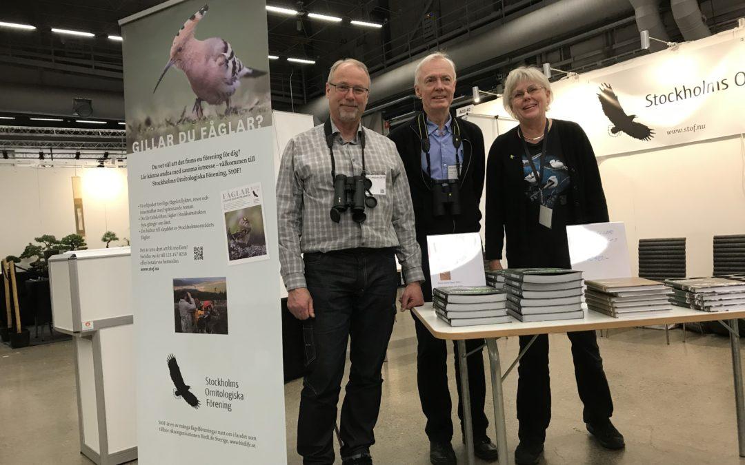 StOF med på Nordiska Trädgårdar och Explore